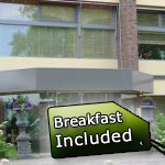 This 3-star dog friendly hotel is located only 2 minutes drive from the A7 and A32 highways, so you can reach Leeuwarden in only 20 minutes by car. All rooms have shower or bath, toilet, telephone, TV and free wifi internet. Buffet breakfast is included. Free parking is available.    32,1 km European Dog Show 2011, located only 105 € EUR.