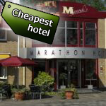 2-star hotel settled in an quiet environment, close to the lake and forrest. Rooms have basic facilities and private bathroom. Restaurant offers fresh products. Free public parking is possible on site.  47 km European Dog Show 2011, located only 88 € EUR.
