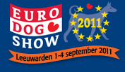 European Dog Show 2011 in Leeuwarden, Netherlands
