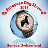 European Dog Show 2013 in Geneva, Switzerland