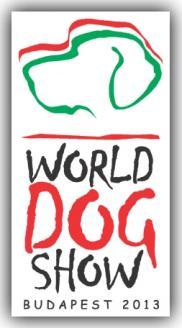 World Dog Show 2013, Budapest