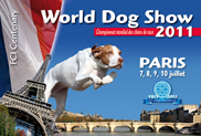 Paris World Dog Show 2011 on 07 - 10 July